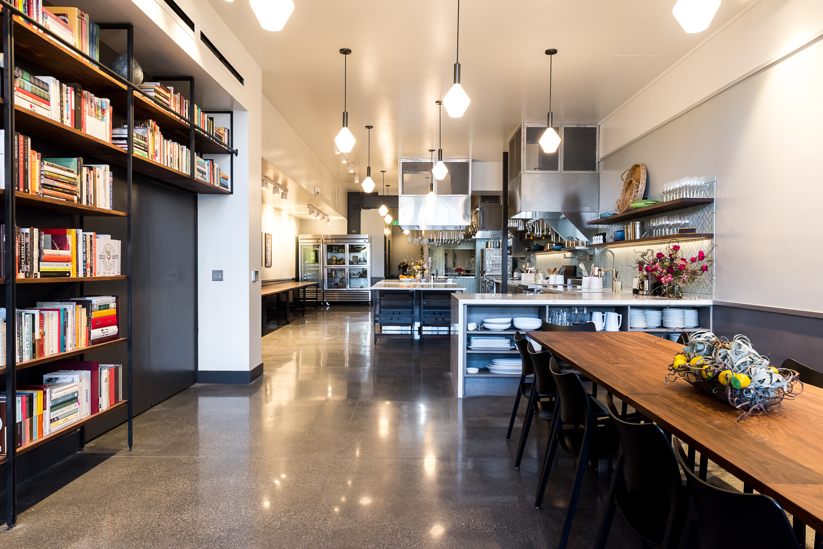 A Shiny New Cooking School and Pop Up Space Opens in the Mission