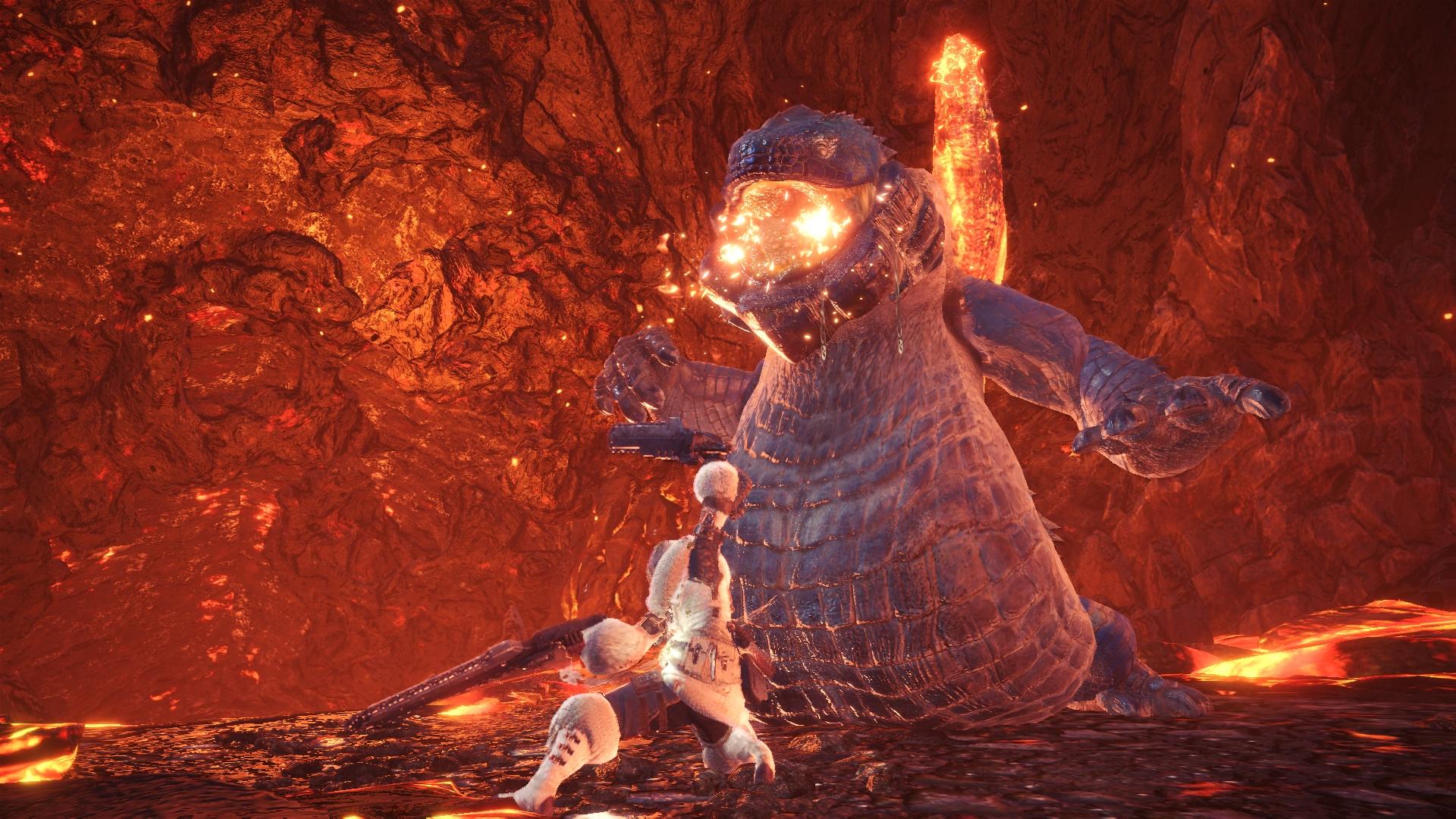 Monster Hunter World Beta Times >> Monster Hunter: World's Elder Dragons look spectacular - Polygon