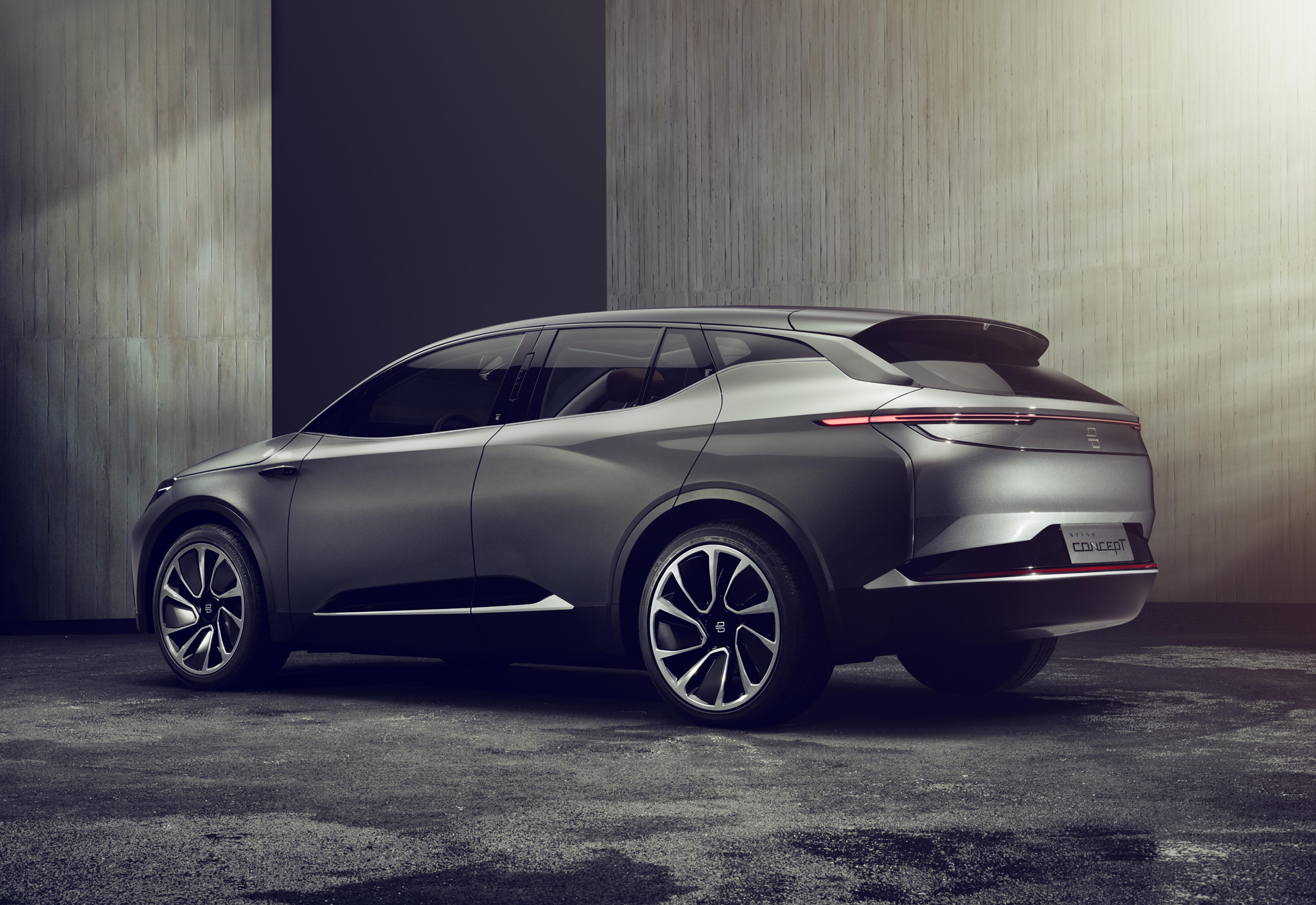 Future Of The Car: Byton's Electric SUV Concept Is Another Wild Stab At The