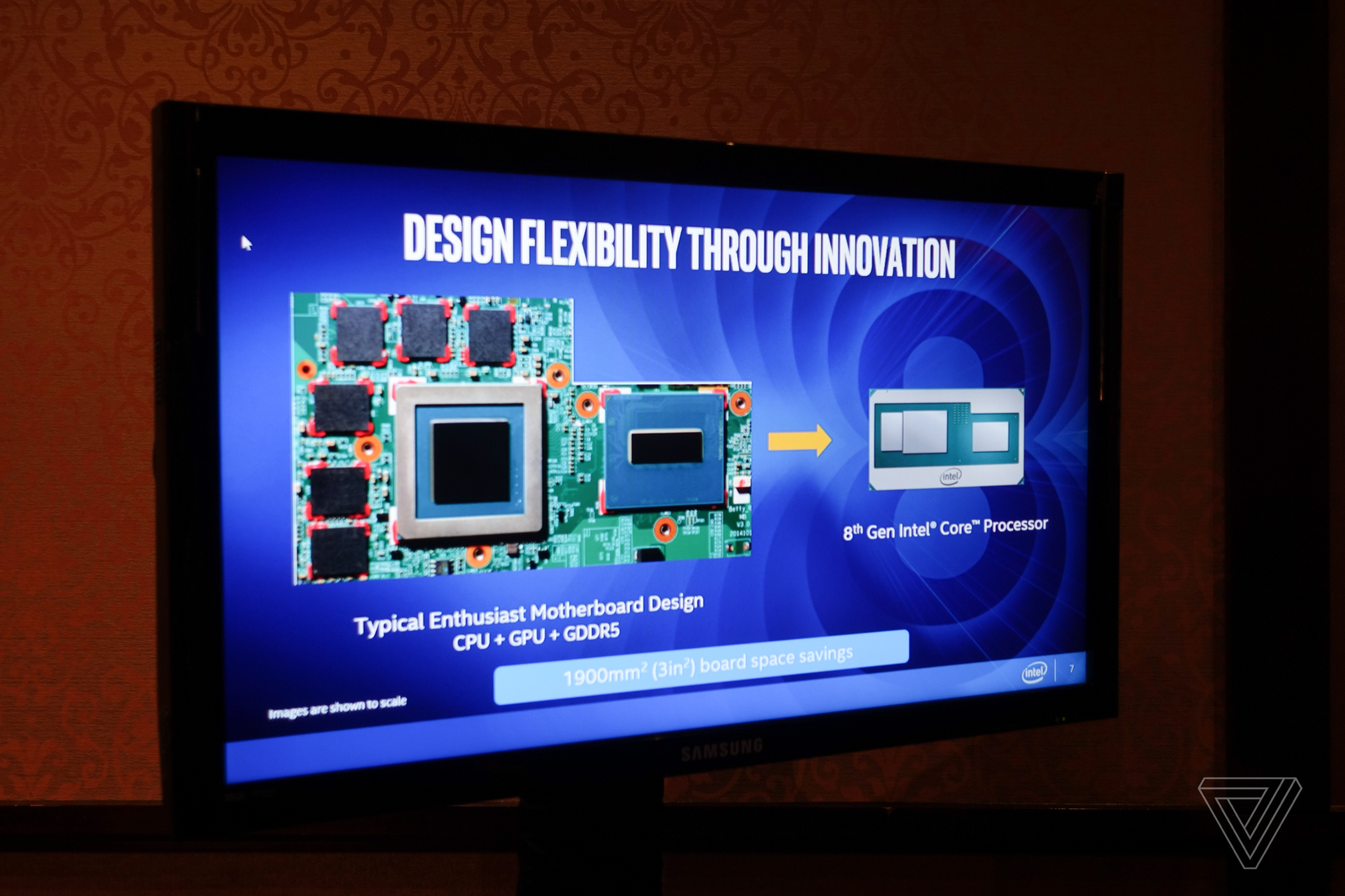 Intel's diminutive NUC updated with new Core chips and Radeon Vega graphics
