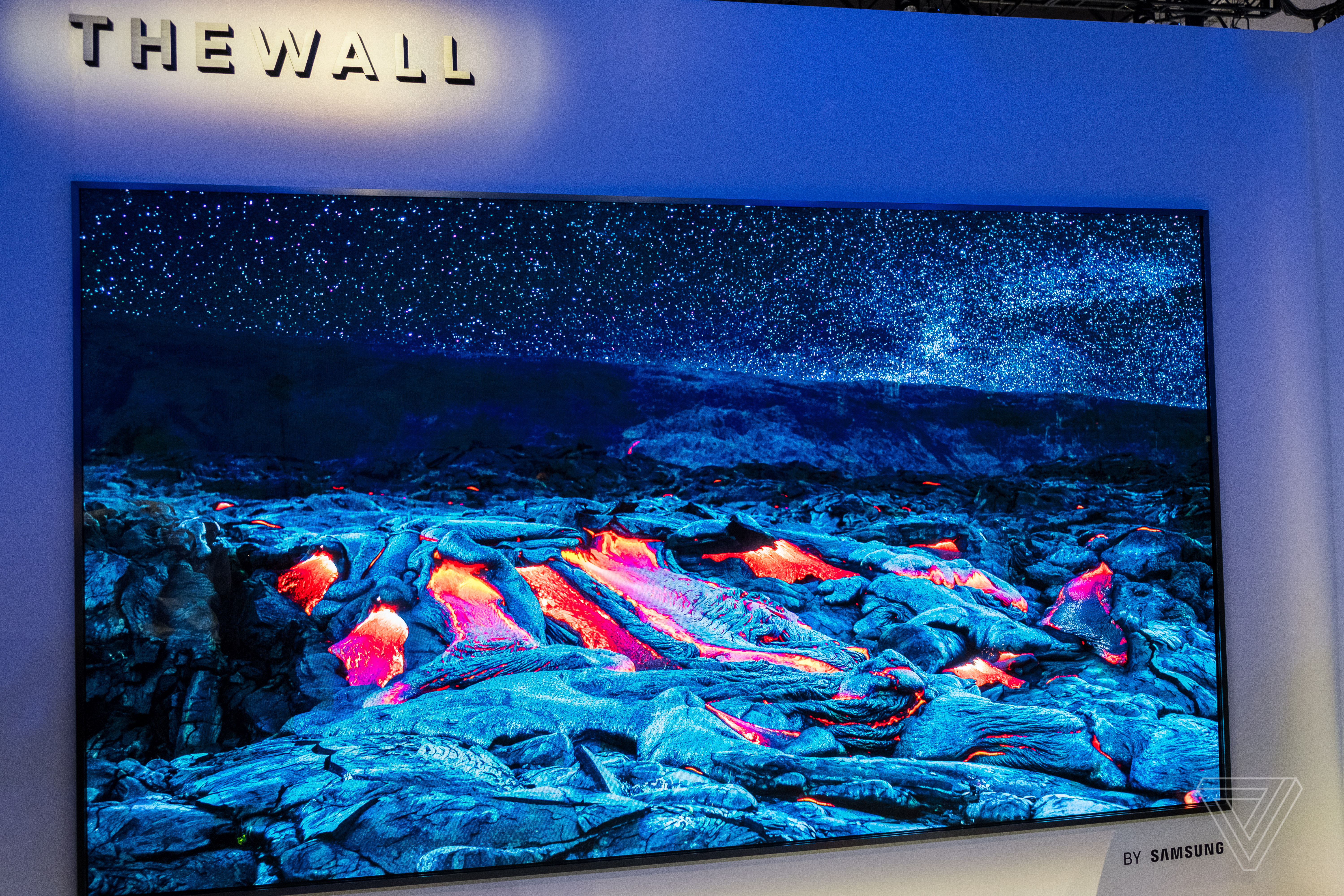 Samsung Just Unveiled A 146 Inch Modular Tv That Could