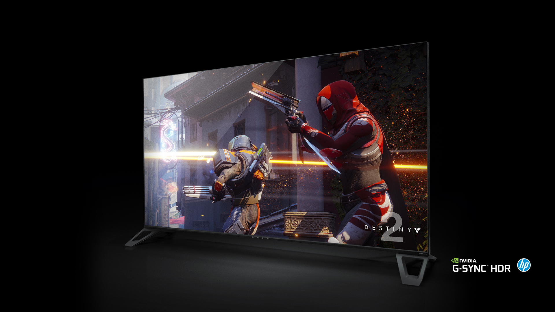 Nvidia Is Creating 65-inch 4K HDR Gaming Displays With
