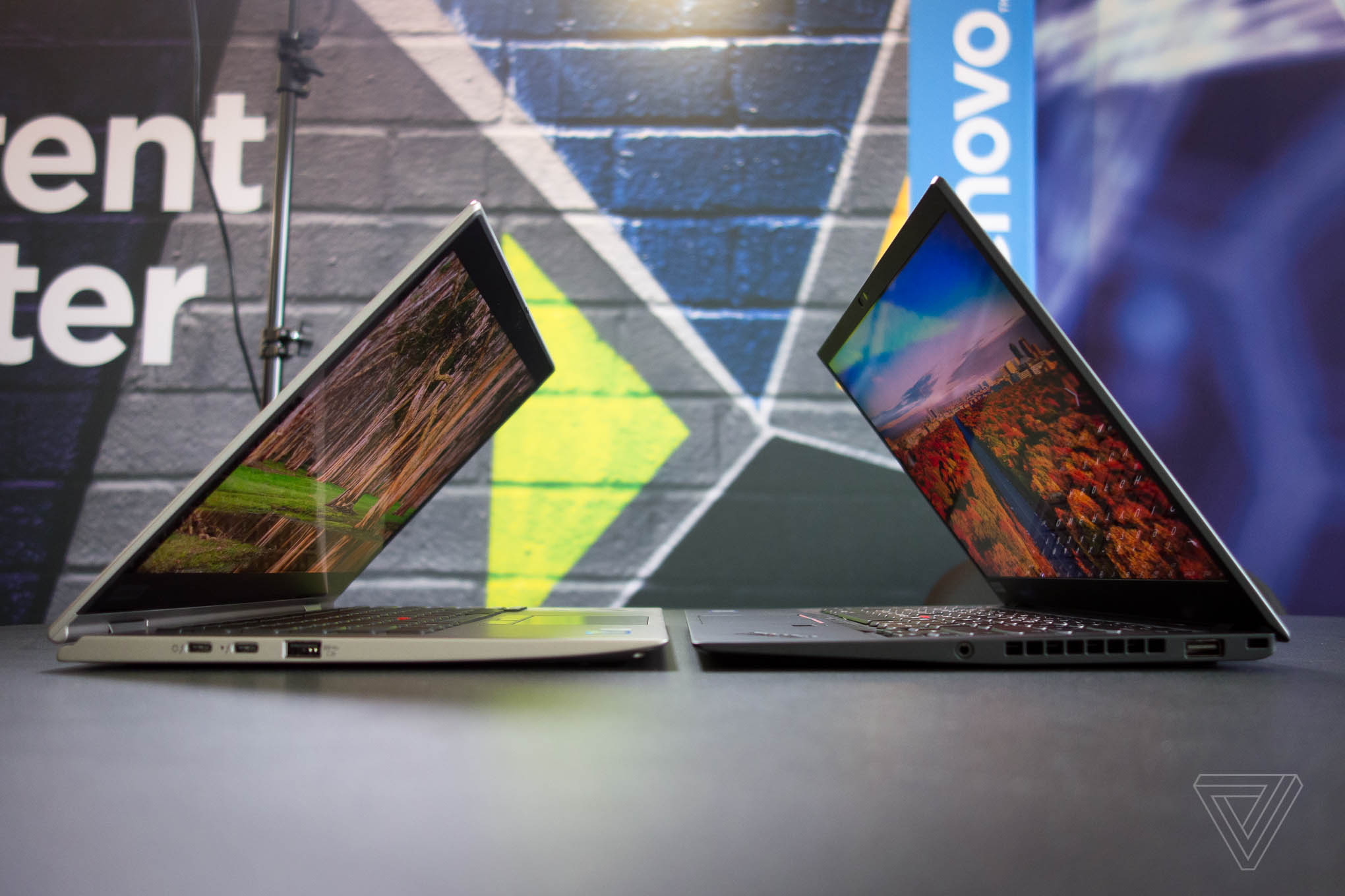 Lenovo's refreshing their best no-frills laptops with HDR displays