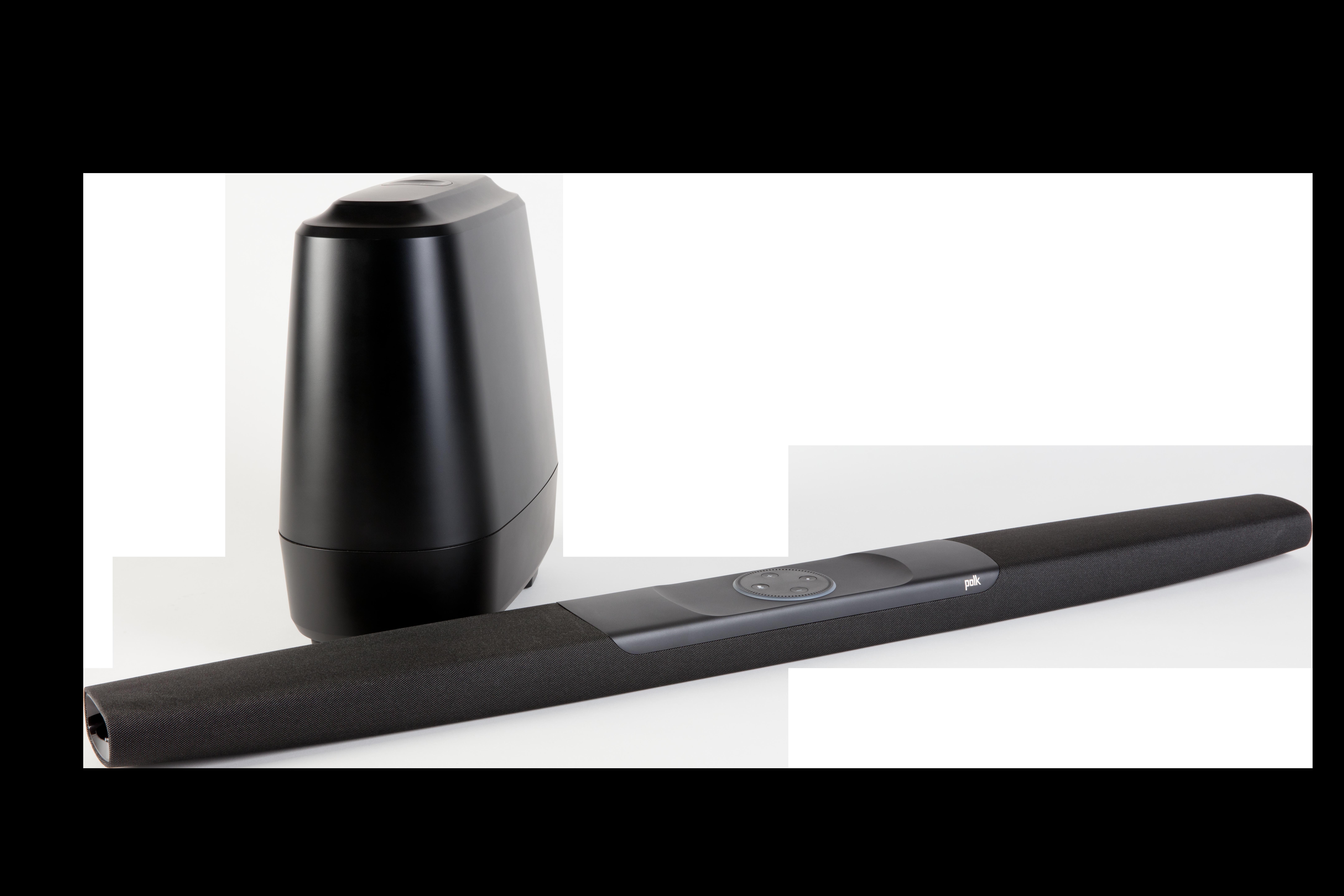 Polk Debuts First Alexa-Powered Soundbar