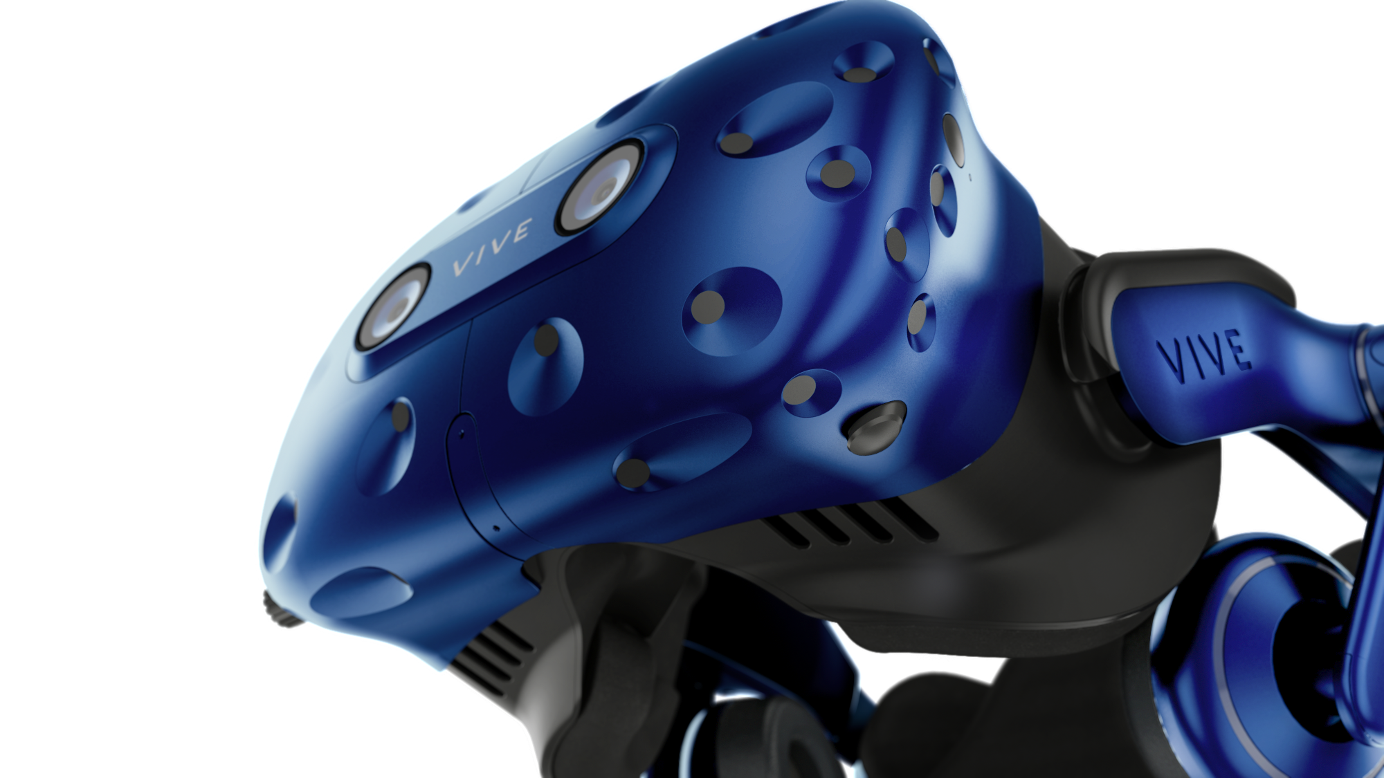HTC VIVE Raises The Bar For Premium VR With New VIVE PRO Upgrade And Wireless VIVE Adaptor - VIVE Blog