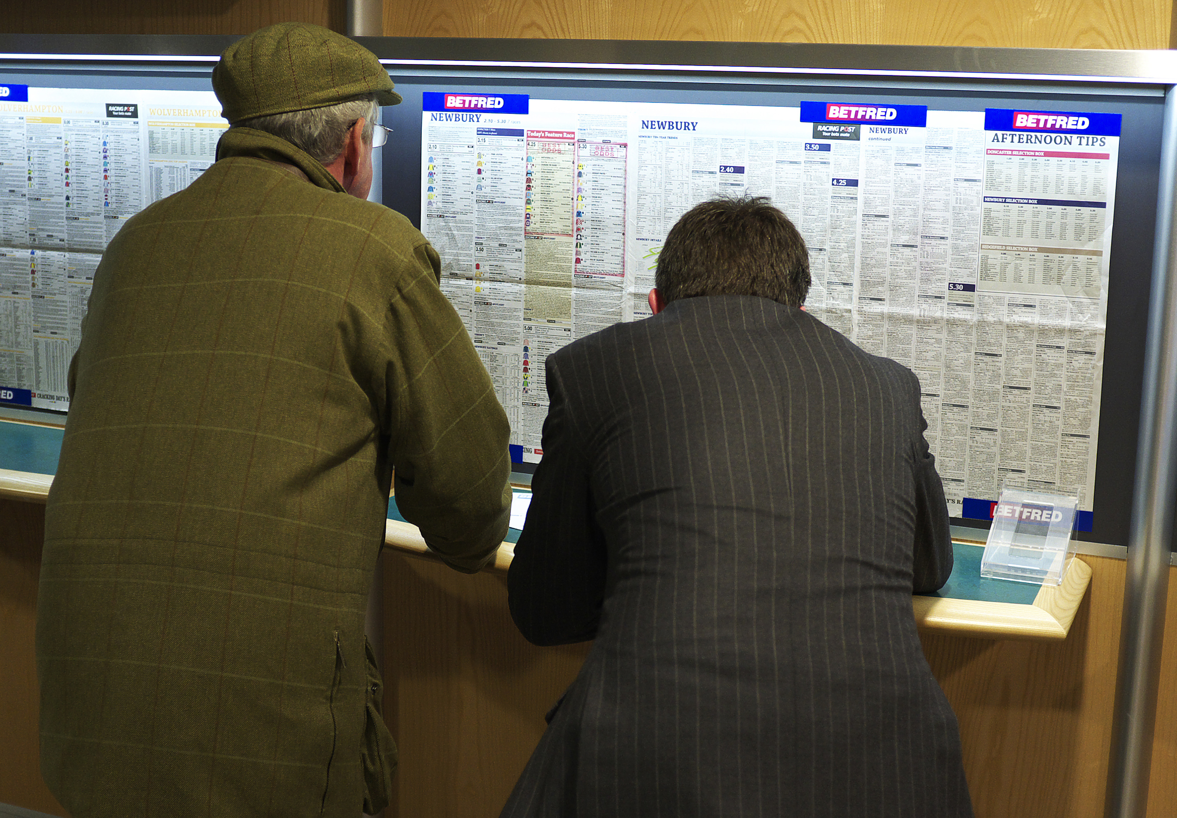 So many betting options. So little time.