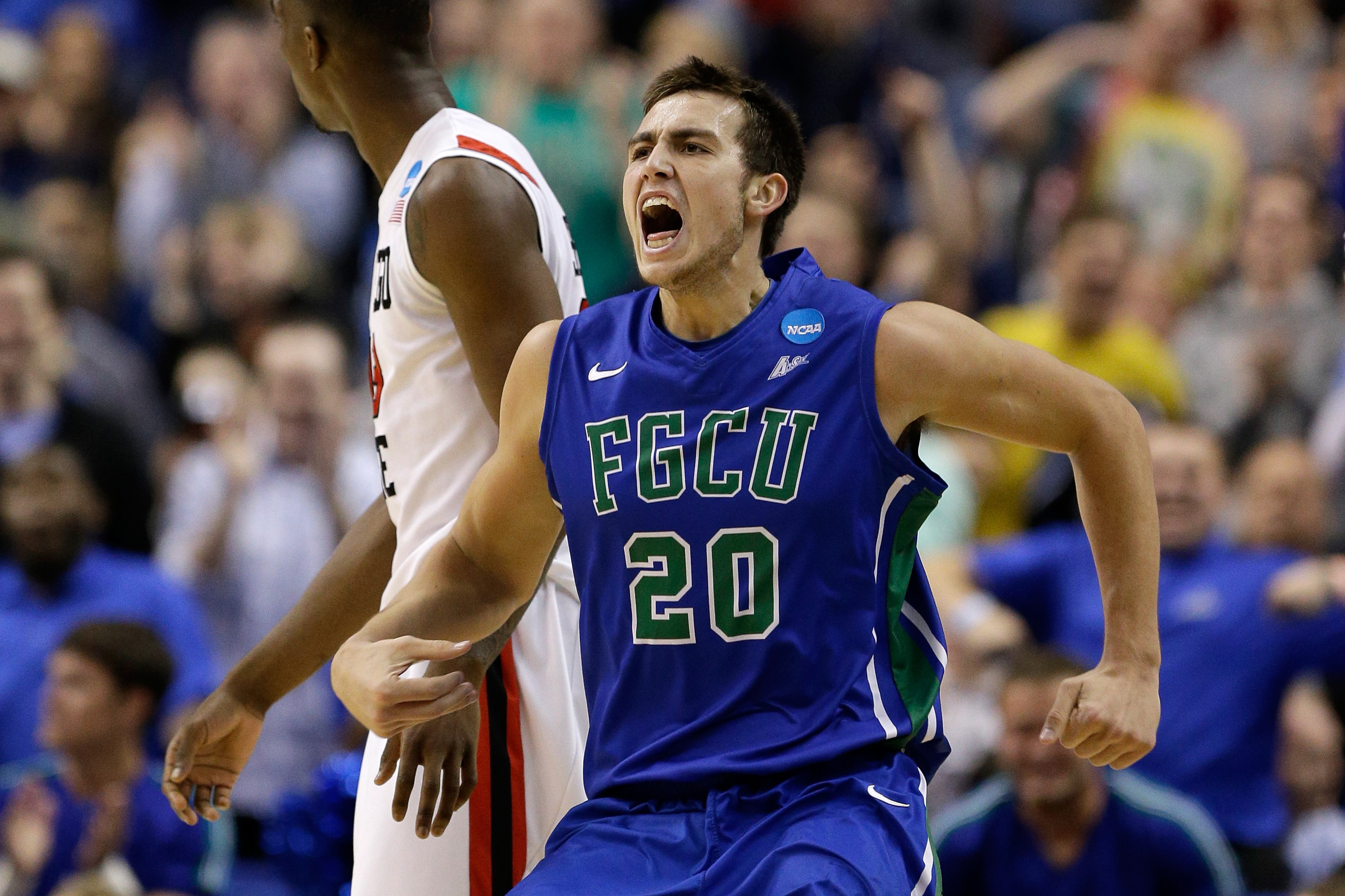 Florida Gulf Coast ready for March Madness, but their website isn't