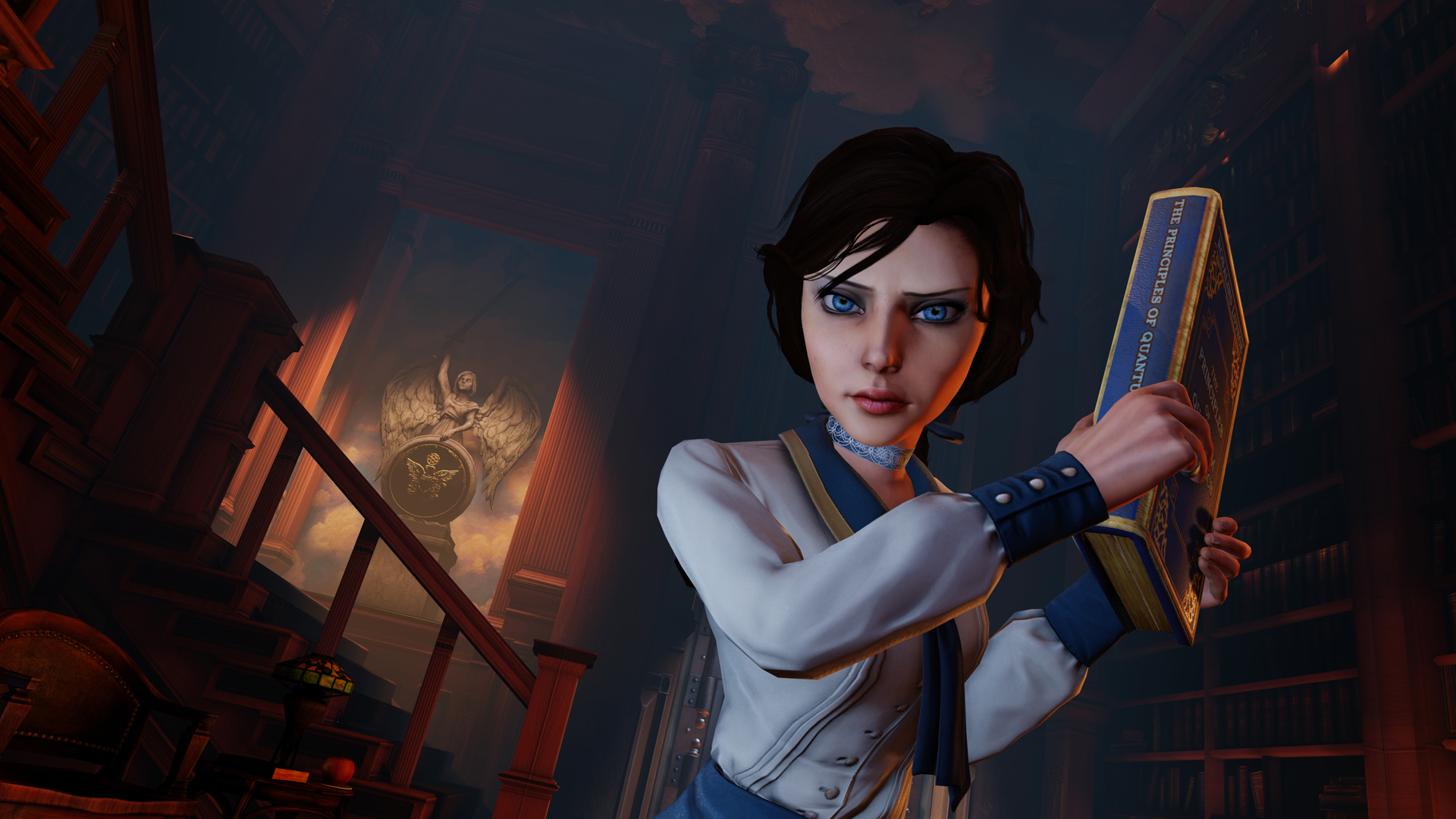 Irrational on partnering BioShock Infinite's Elizabeth with a 'psychopathic alcoholic' player