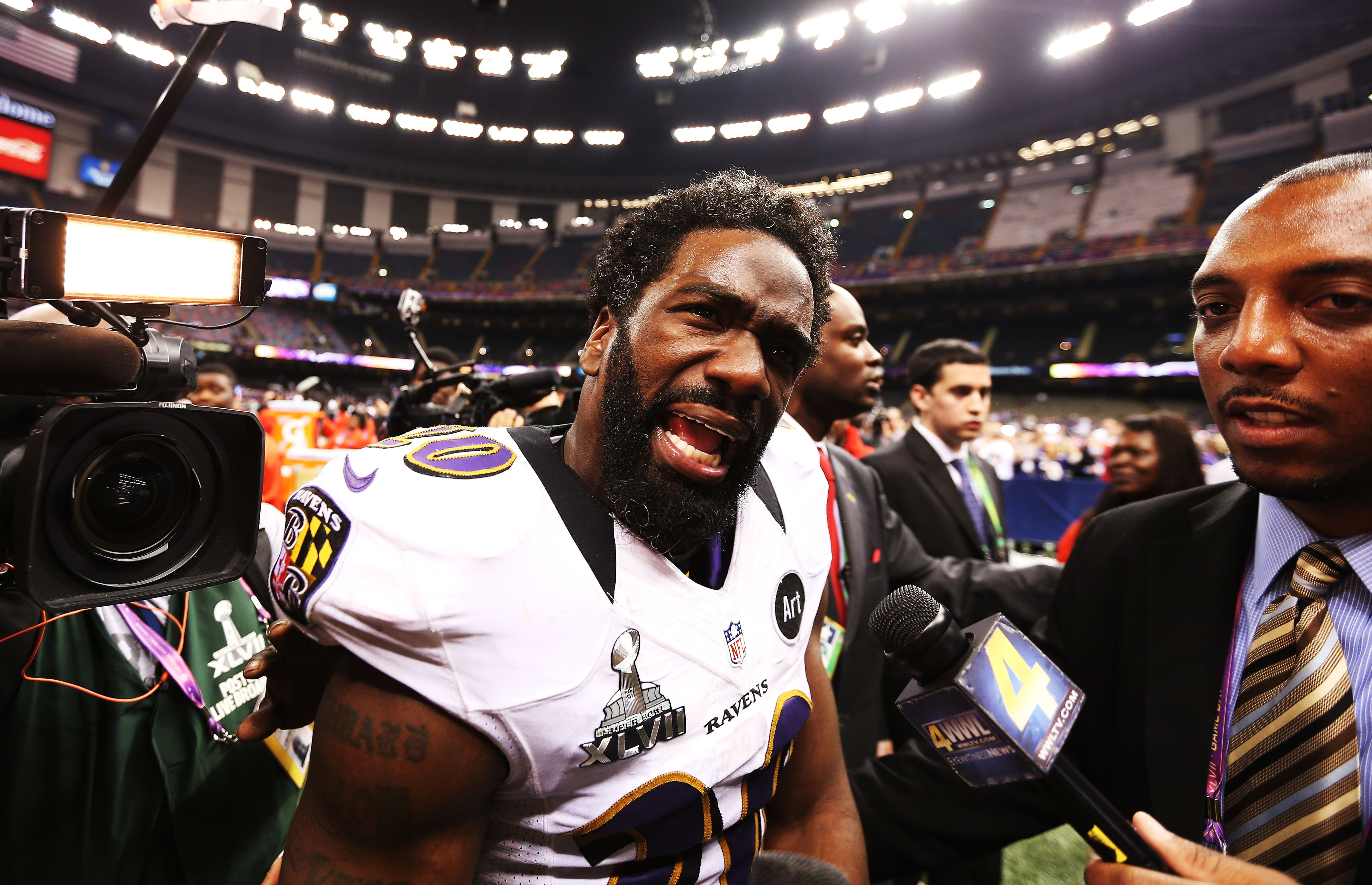 Year 1 of Ed Reed's deal with the Texans is awfully friendly for the organization.