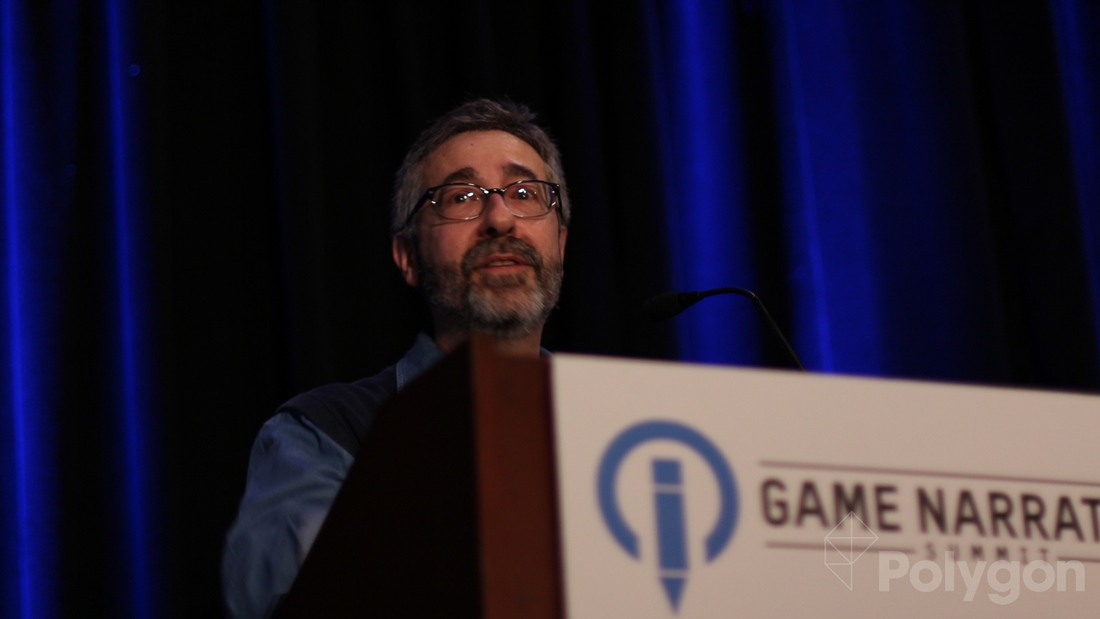 Warren Spector says gaming can only borrow and steal so much from other narrative media