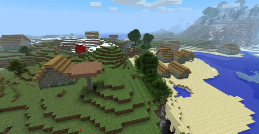 Minecraft books for children to be published in UK this September
