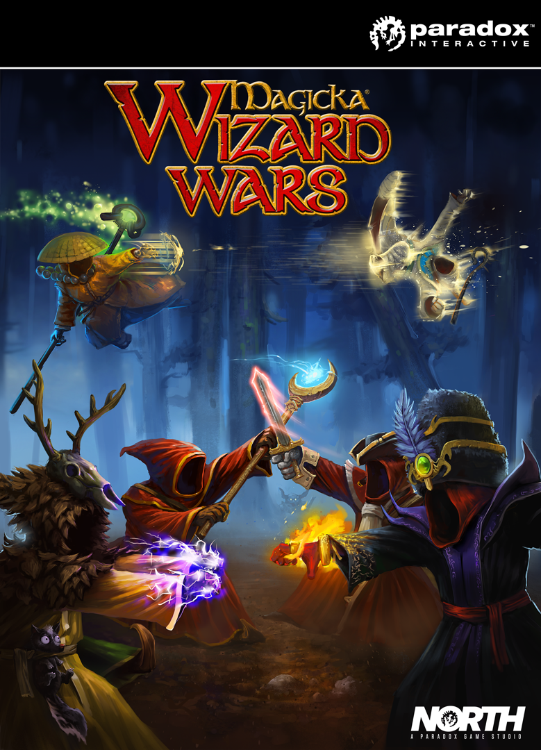 Magicka: Wizard Wars streamlines the PvP experience of the original and makes it 'twitchier'