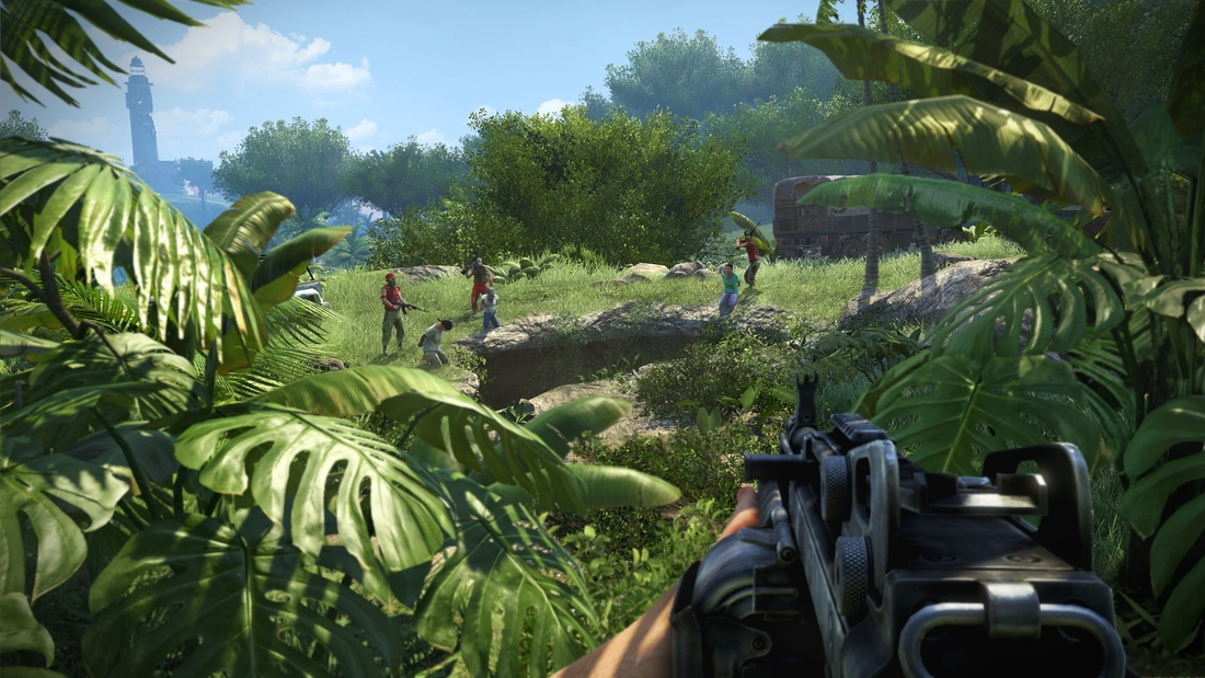 Far Cry 3 lead writer advocates for Method acting in video games