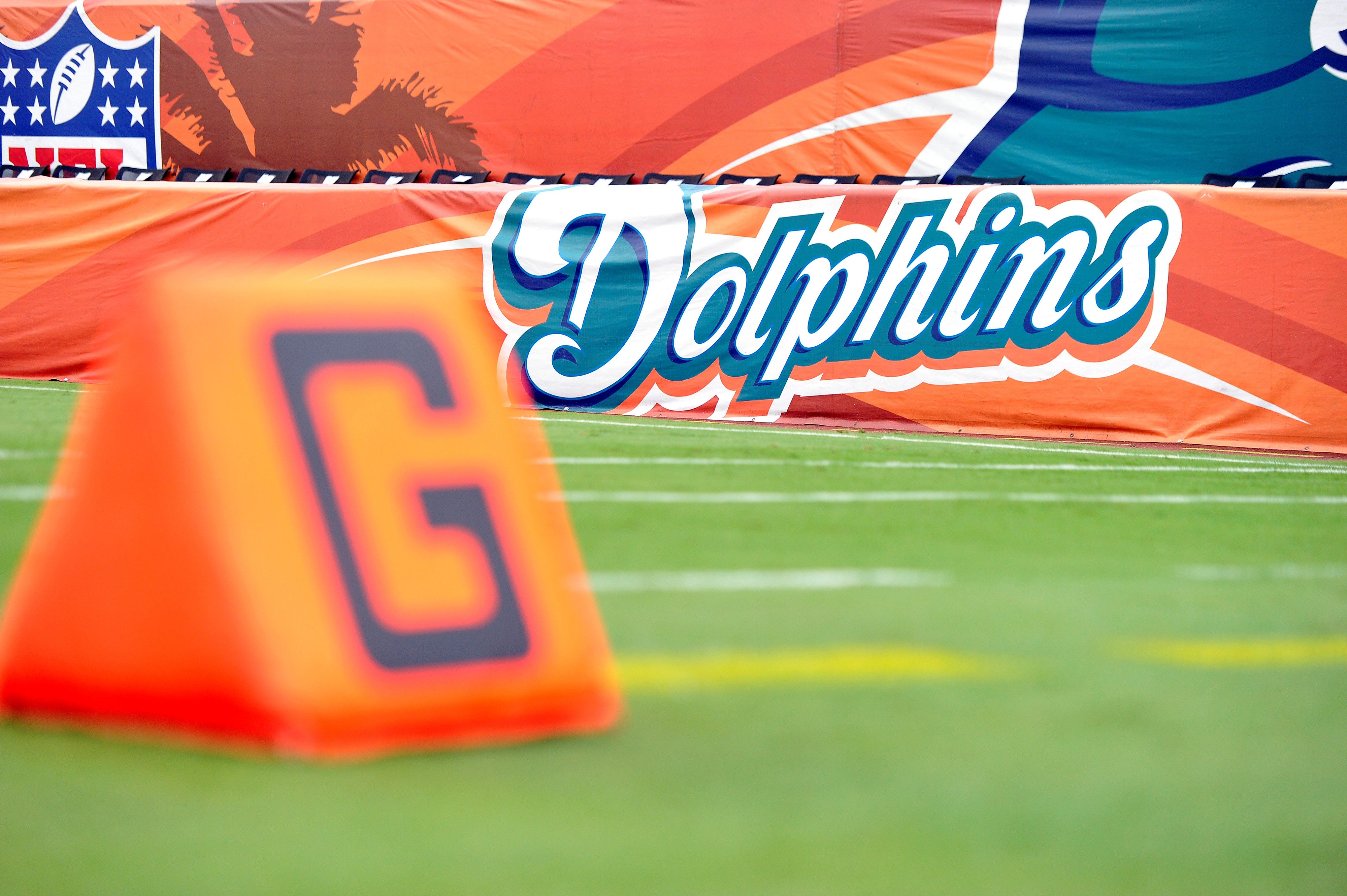 Dolphins new logo: Miami's new look confirmed