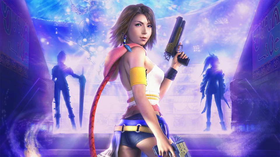 A few questions and answers for the Final Fantasy X and X-2 HD remasters