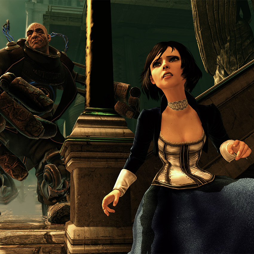 BioShock Infinite field of view issue being targeted by Irrational Games