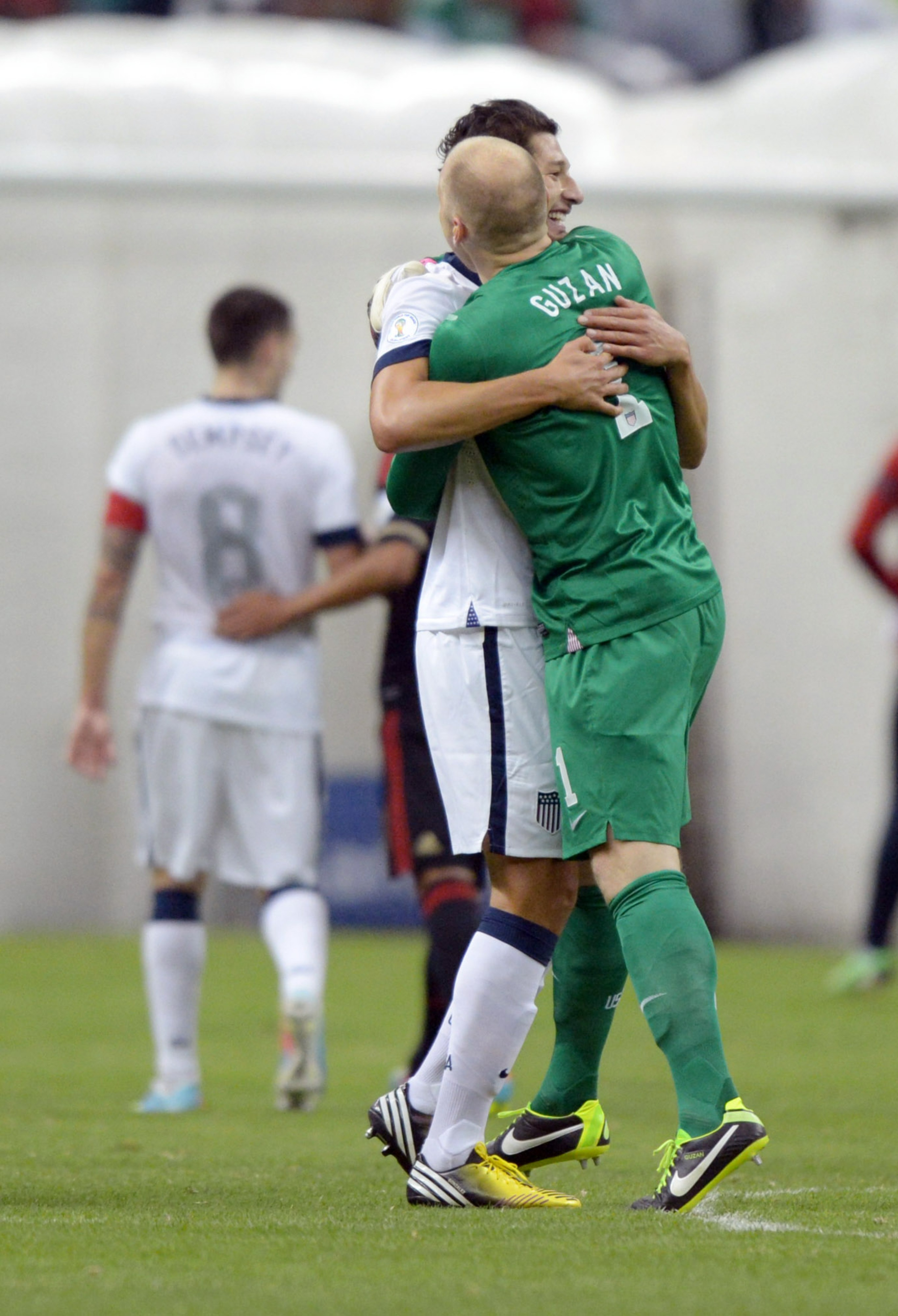 Mexico vs. USA, 2014 World Cup Qualifying: MLS has its shining moment