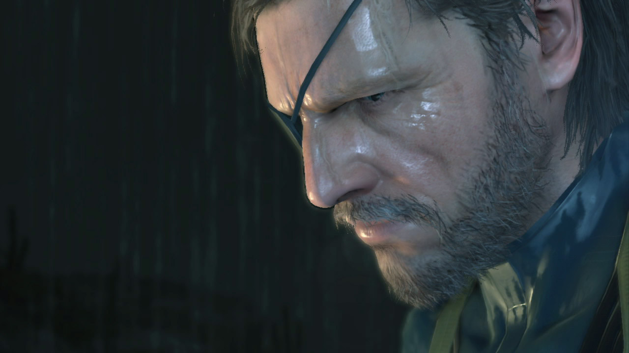 Solid Snake voice actor hints he wasn't asked to reprise role in Metal Gear Solid 5