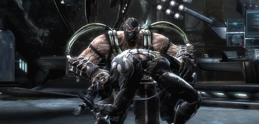 Injustice: Gods Among Us app launching for iOS