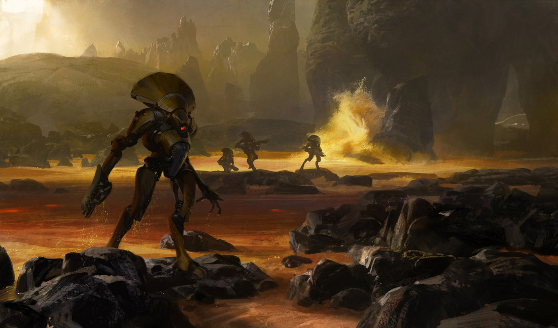 Rendering an open world with Destiny, Umbra and the occlusion rule