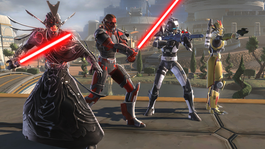 BioWare details the bumpy first year of Star Wars: The Old Republic