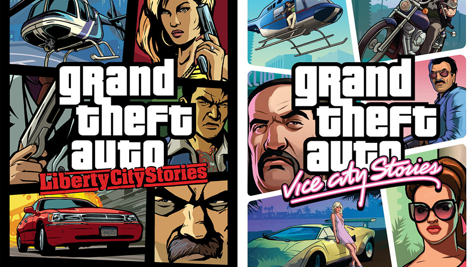Grand Theft Auto: Liberty City Stories, Vice City Stories coming to PSN for $9.99 each next week