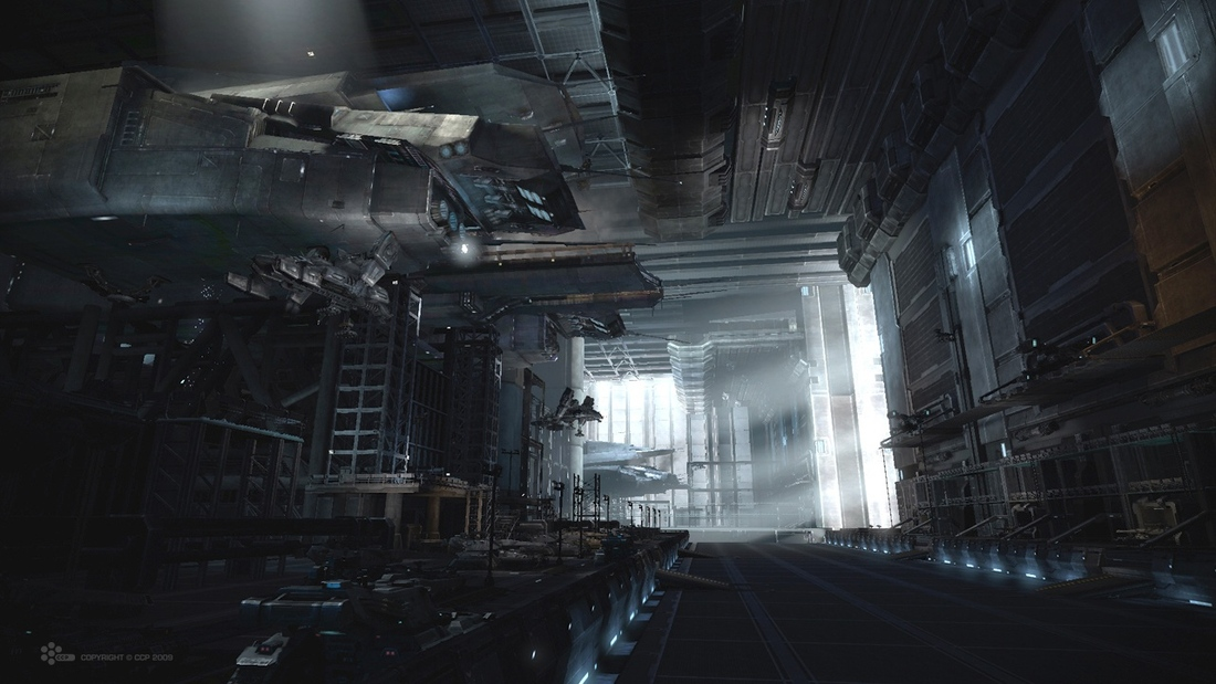 Eve Online, Dust 514 universe more a webservice than a game, says technical producer