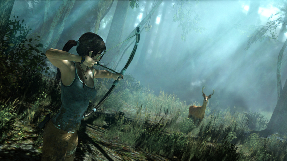 Tomb Raider intended to be a direct sequel, launching in 2012