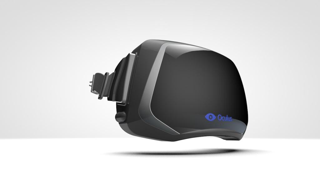 Oculus Rift developer kits now shipping