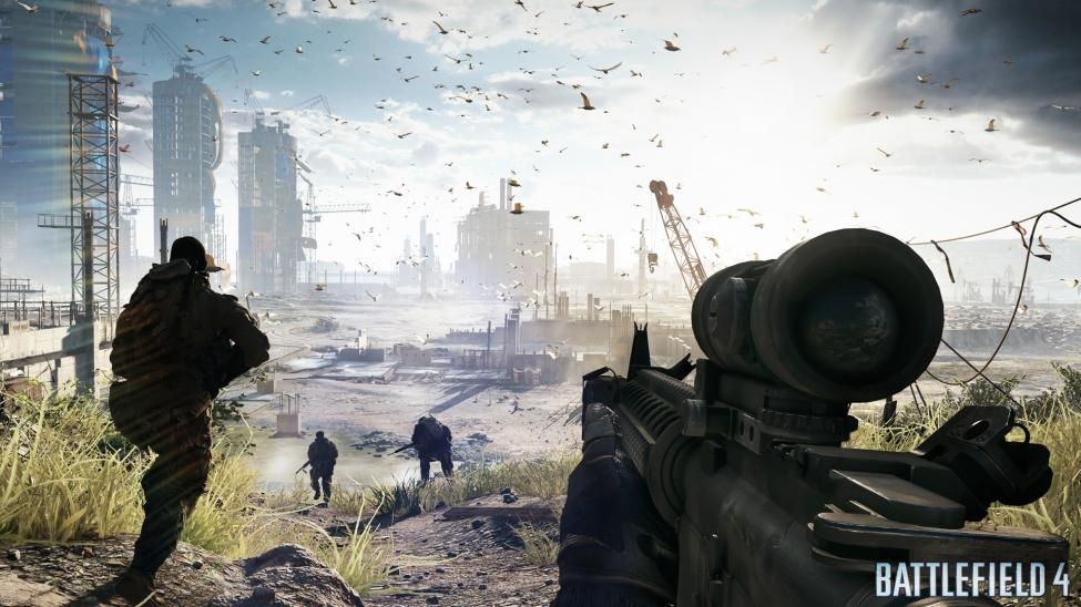 Frostbite 3 engine doesn't support Wii U, says EA DICE