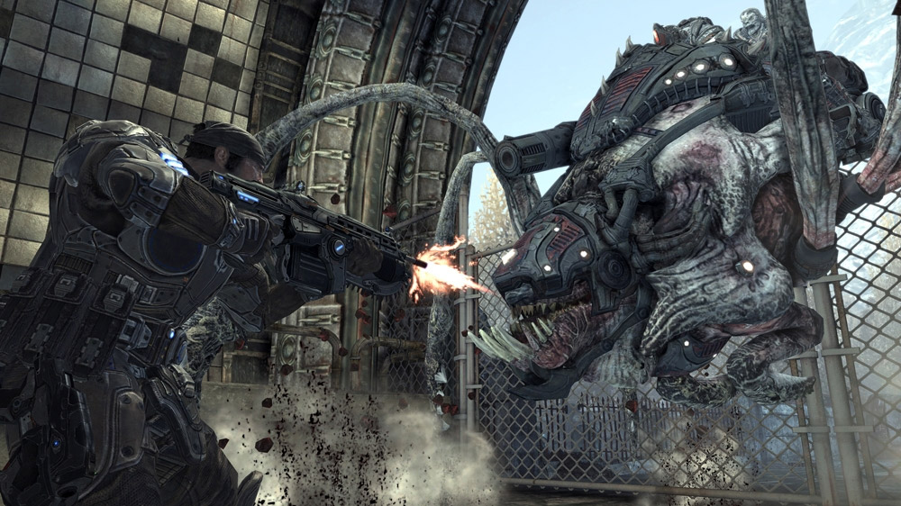Gears of War achievements designed to encourage 'ideal behavior,' helped catch console hackers