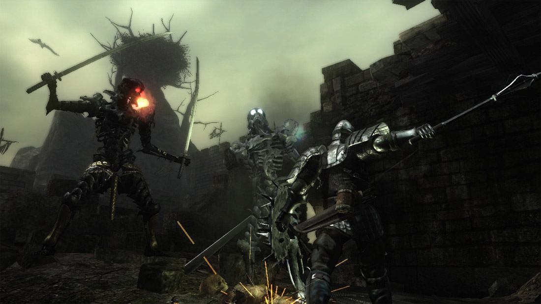 Demon's Souls, Malicious and more free to PlayStation Plus members in April