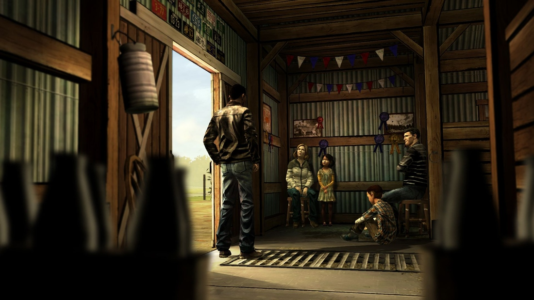 Telltale's The Walking Dead coming to retail in Europe and Australia May 10