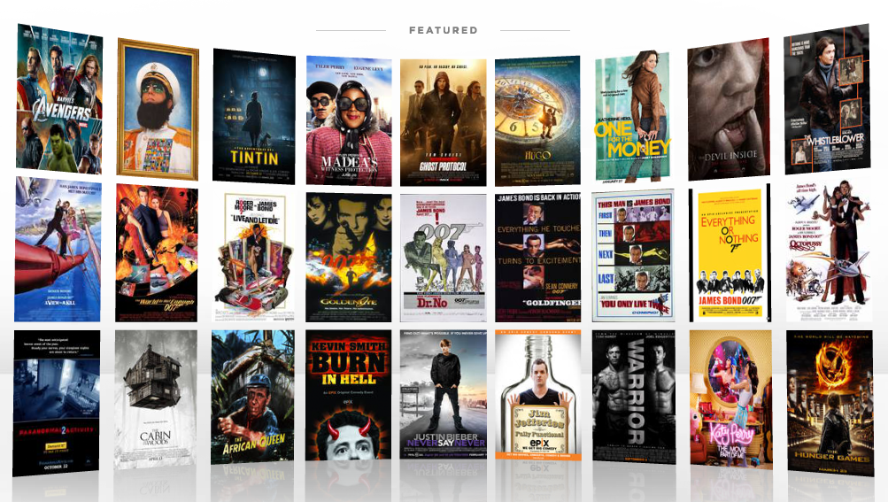 Epix video streaming app launches today on PS3