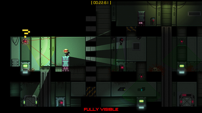 Stealth Bastard coming to PS3 and Vita this summer