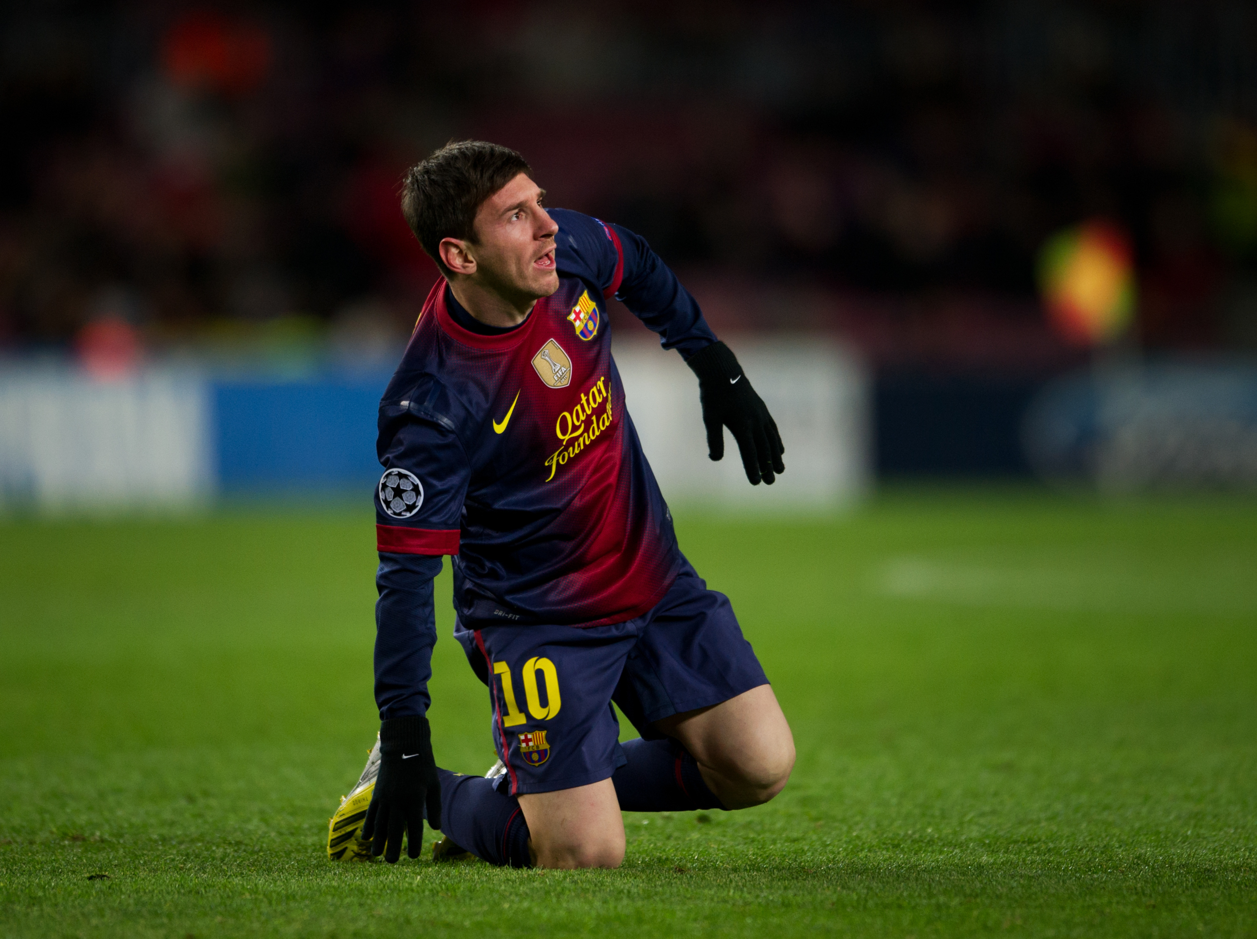 Lionel Messi injury: Barcelona star out this weekend