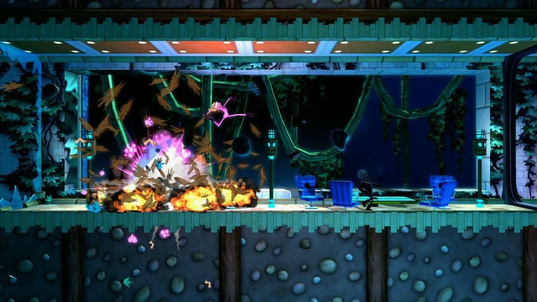 Ms. Splosion Man now available on Steam, Windows Live and Windows Phone 7