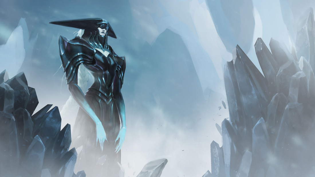 Lissandra the Ice Witch coming to League of Legends lineup
