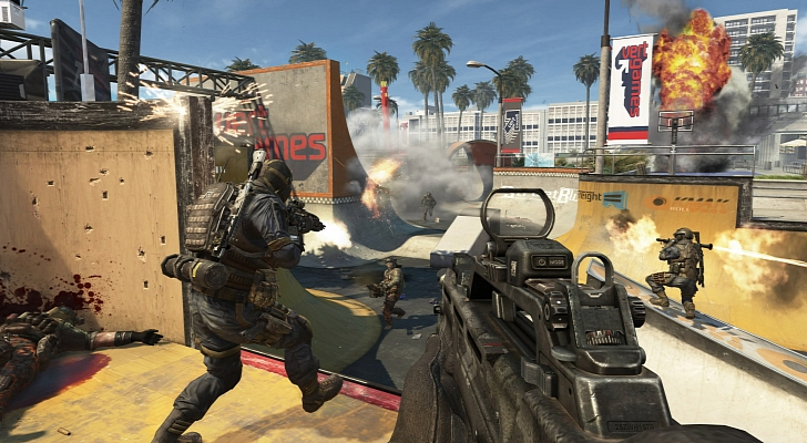 Call of Duty: Black Ops 2 Uprising DLC listed on Best Buy for April 16 release
