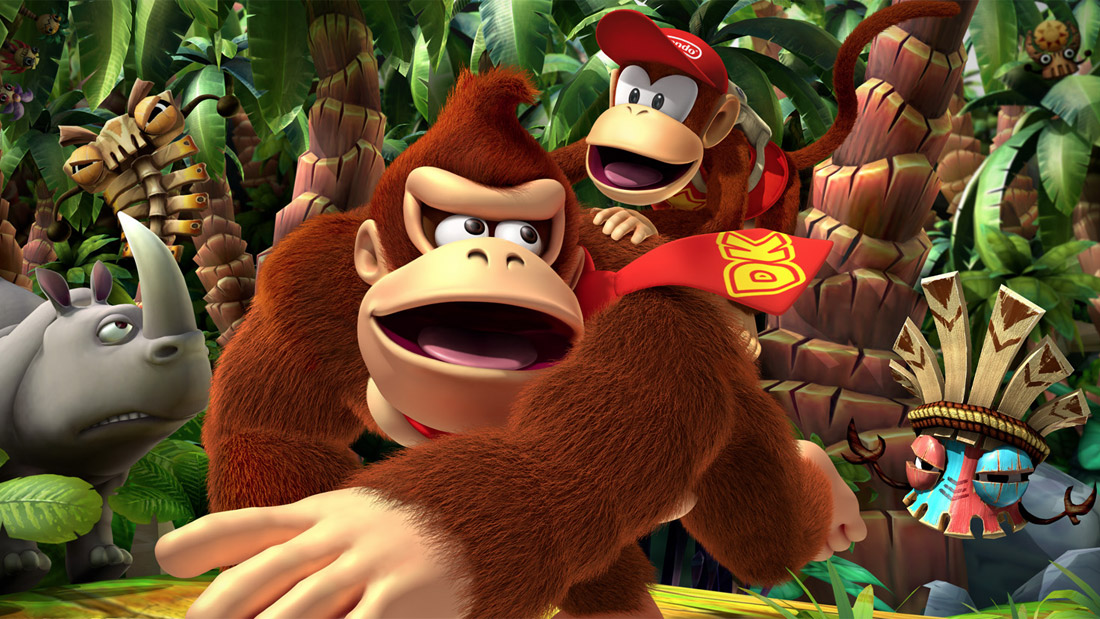 Donkey Kong Country Returns 3D adds easy mode, local co-op play and 'new content'