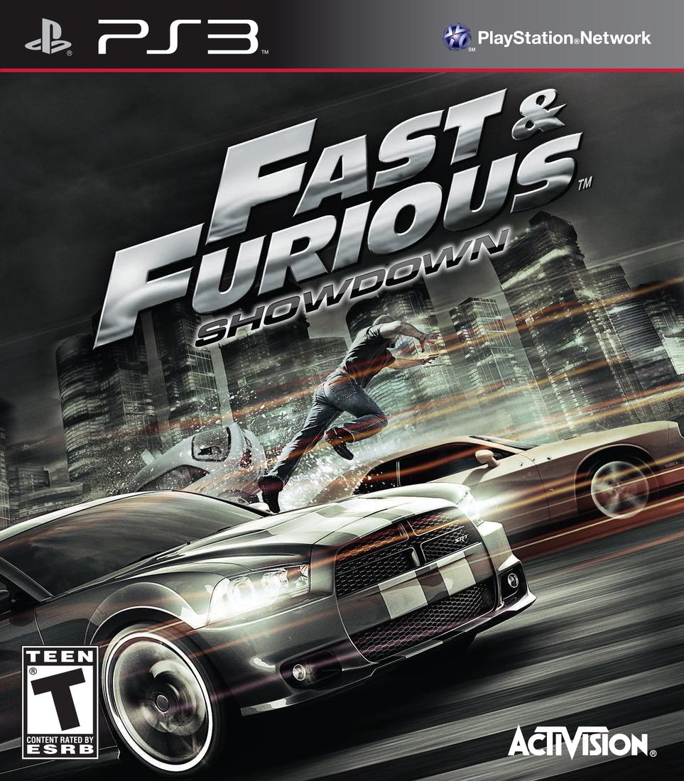 Fast and Furious: Showdown won't be getting a Wii U release in Australia