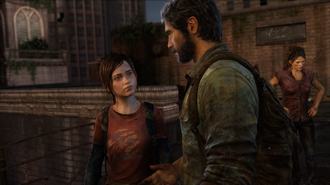 Naughty Dog had to 'specifically request' female testers for The Last of Us