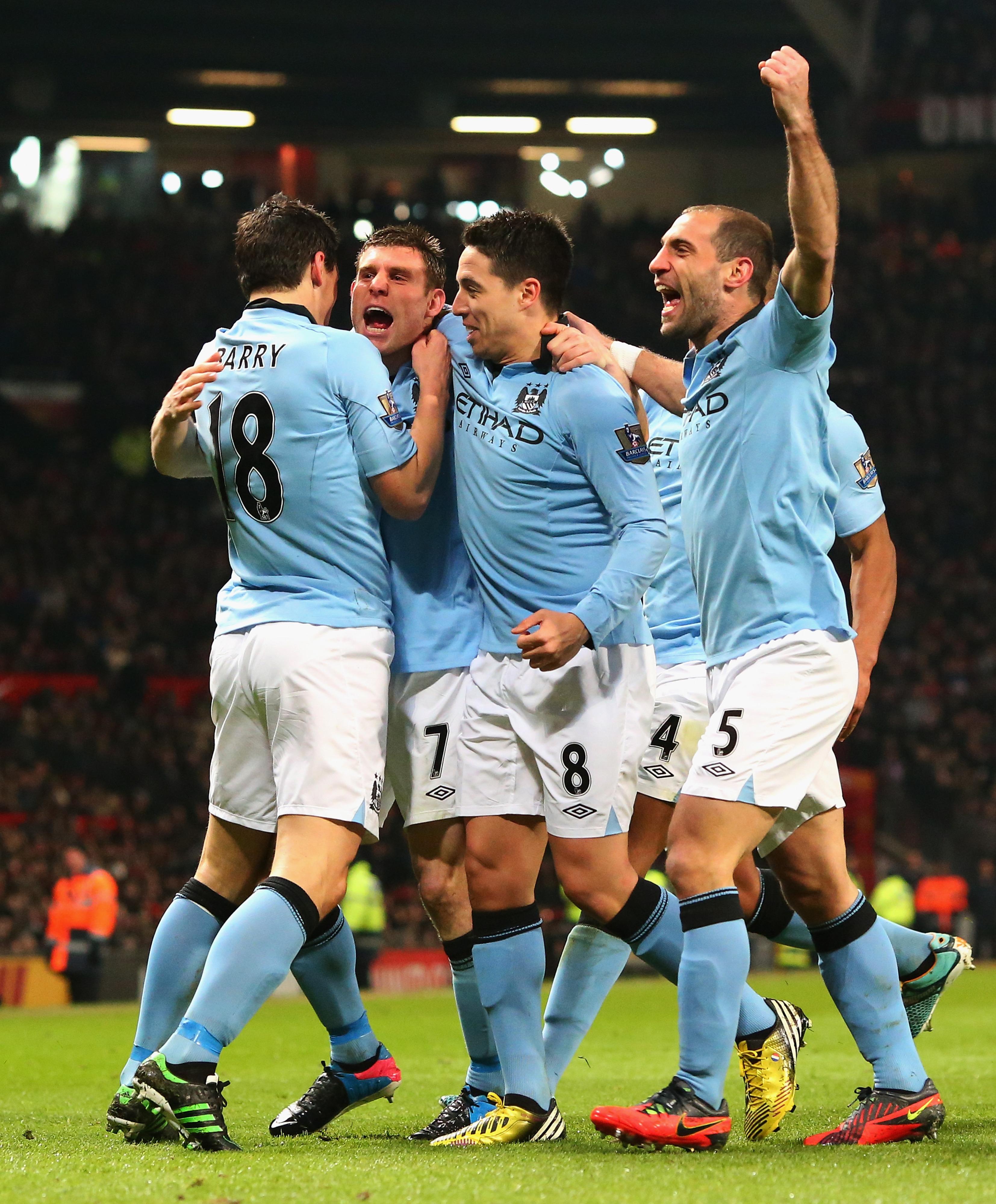 City united as Milner strikes