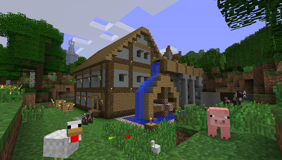 Minecraft Xbox Edition title update 10 will address bugs, awaiting certification
