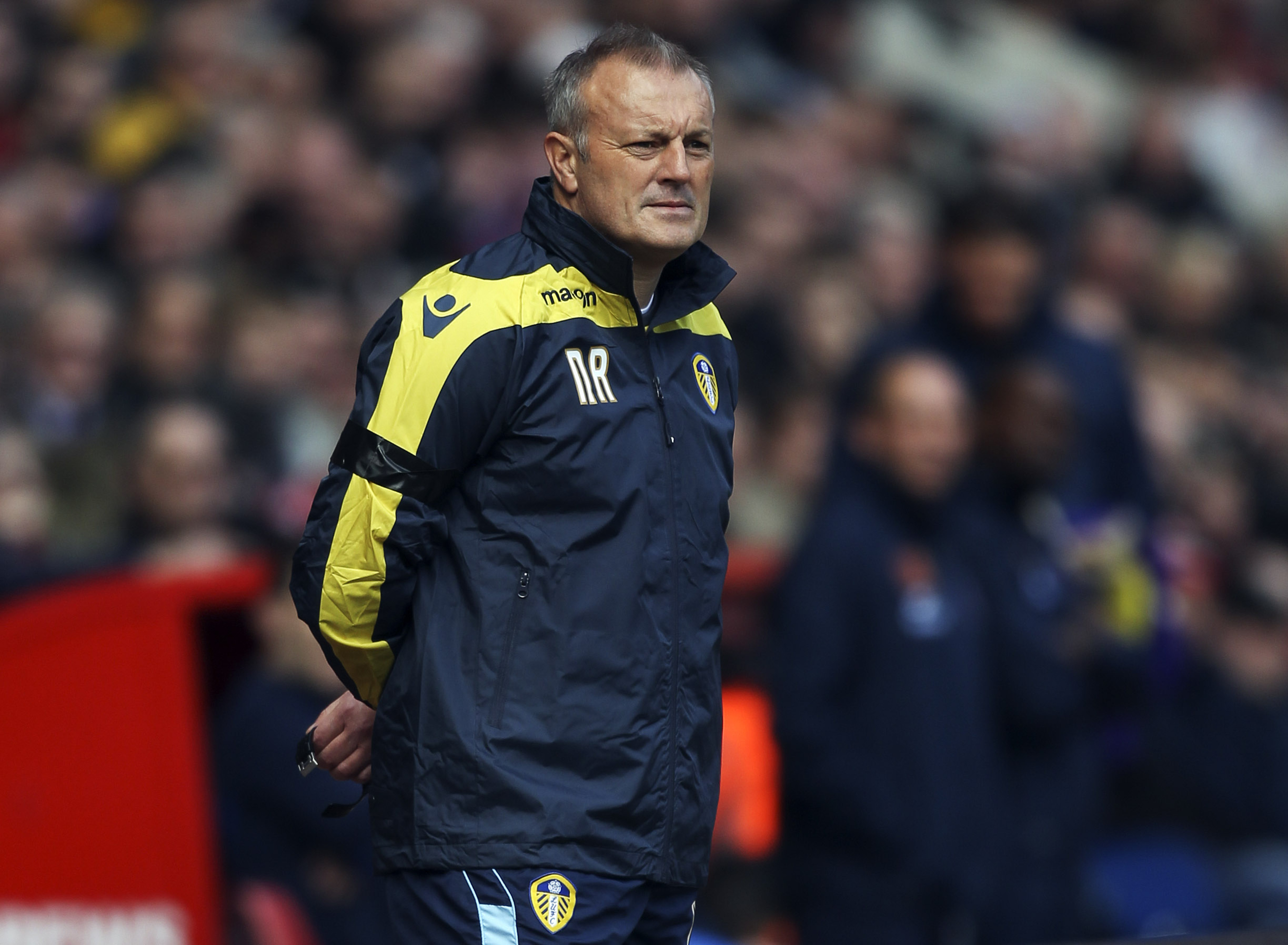 Neil Redfearn has been given the thankless task of keeping United up.