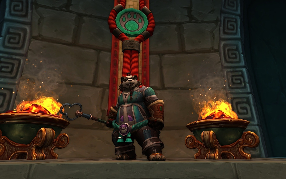 World of Warcraft patch 5.3 easing off-spec loot drops with Loot Specialization