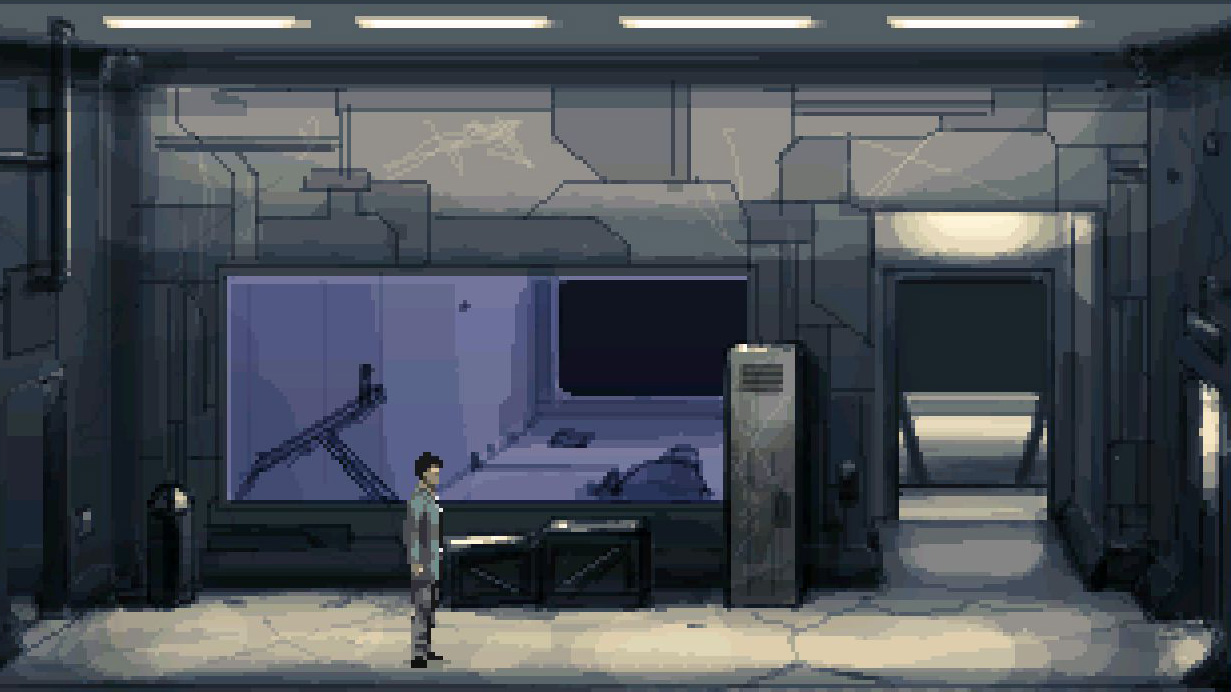 Gemini Rue now available on iOS, discounted to $3.99 for two weeks