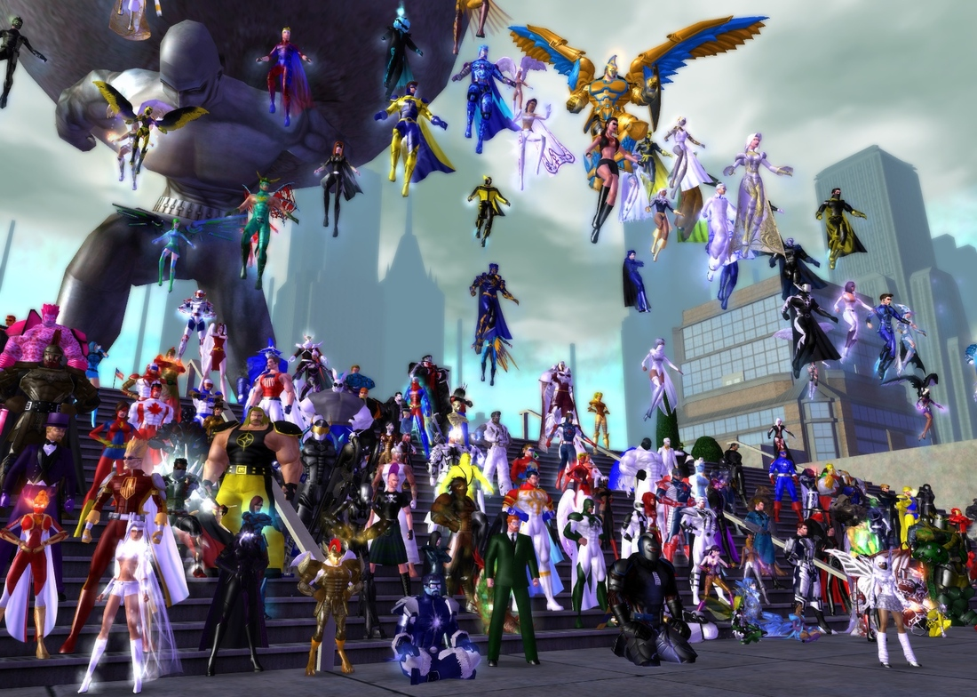 City of Heroes developers fought to the end to save MMO