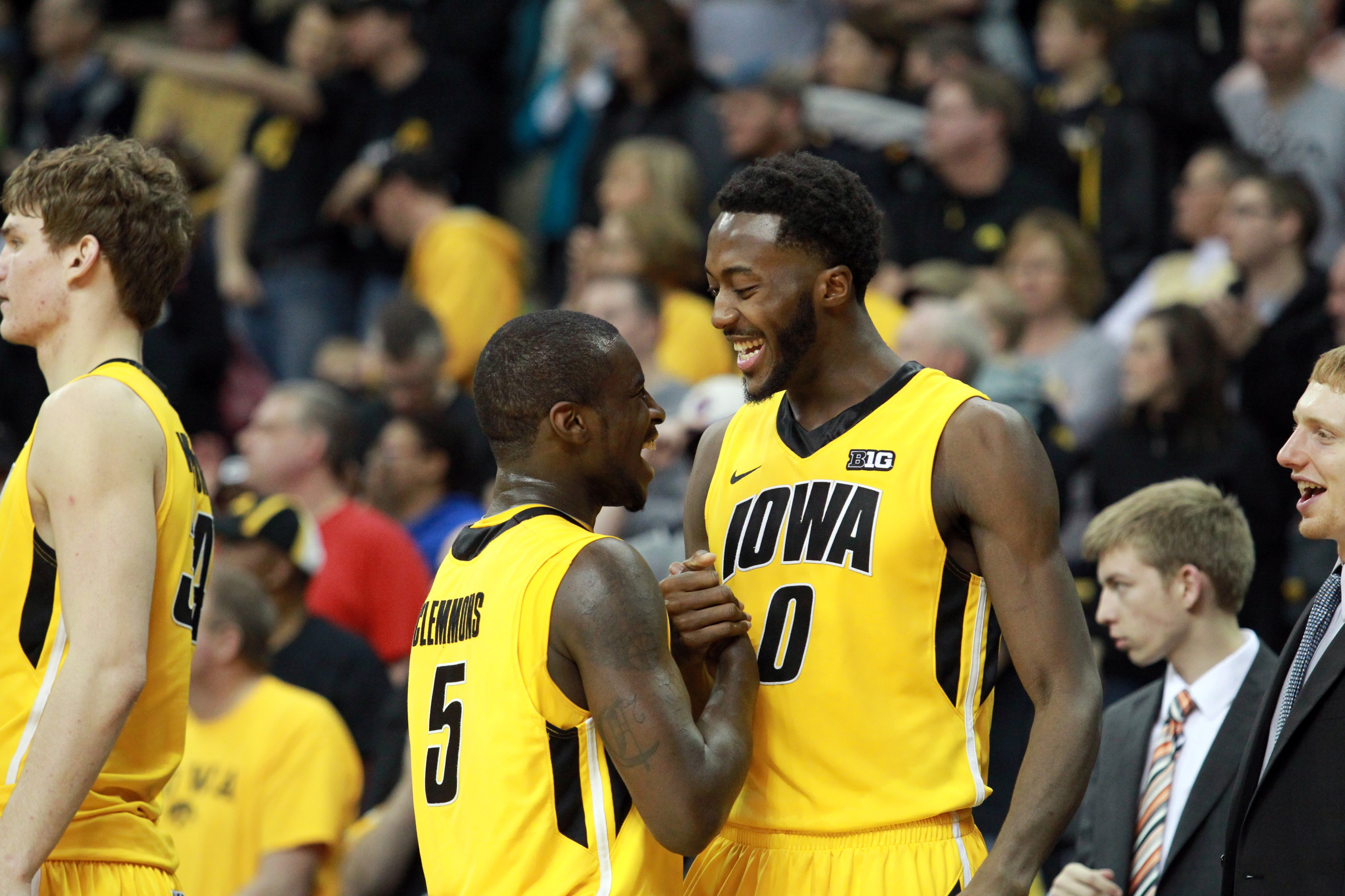 Clemmons and Olaseni will be part of an eight-man scramble for minutes off the bench