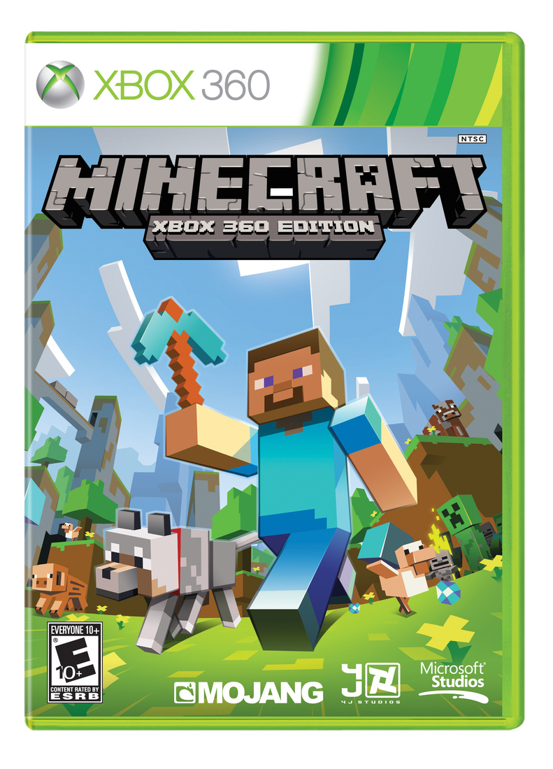 Minecraft Xbox 360 Edition retail release delayed until June 4